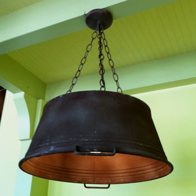 Light Fixture Brands: Brand New Washtub Light Fixture #IQ31