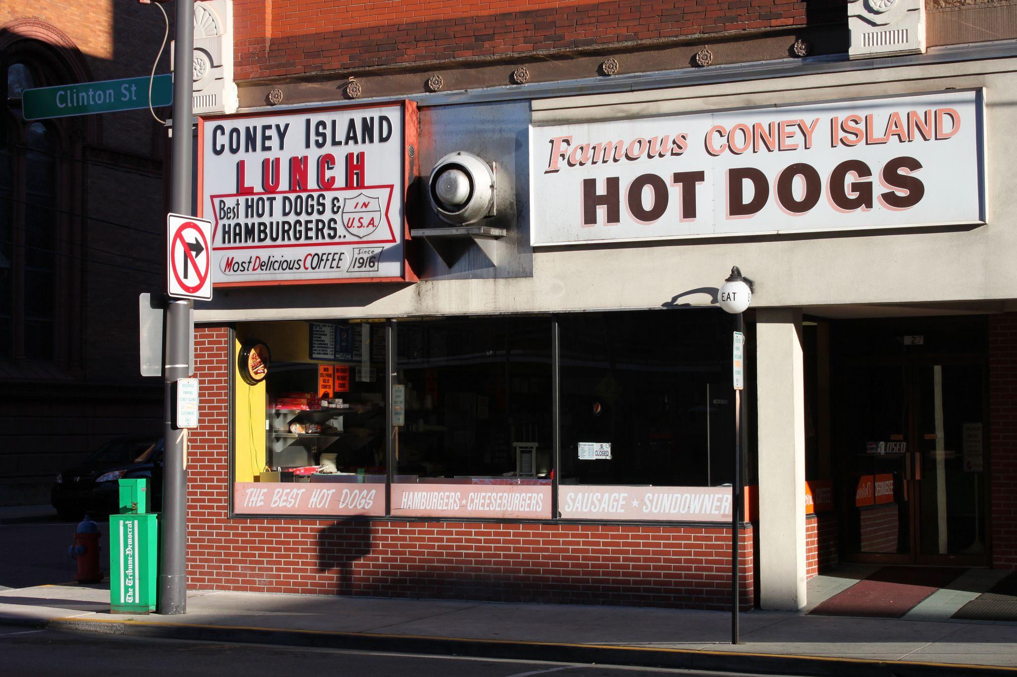 Coney Island Lunch Johnstown Pa Coney Island Johnstown Island