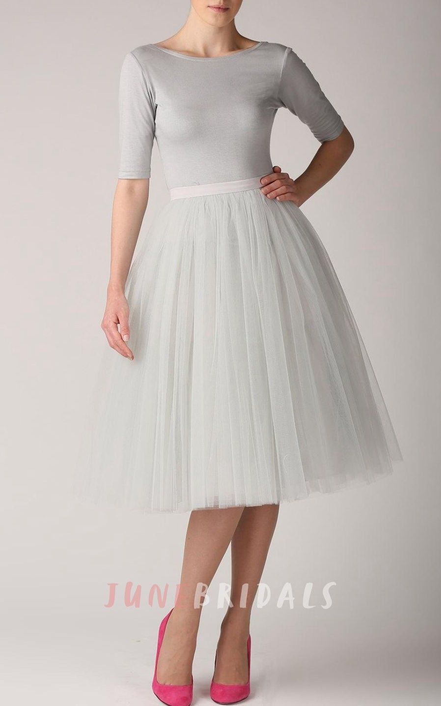 Casual Friday Link Up | Tulle skirts, Formal and Funky style