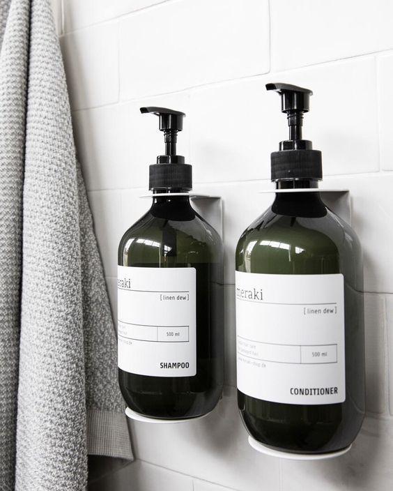 pump till schampo
