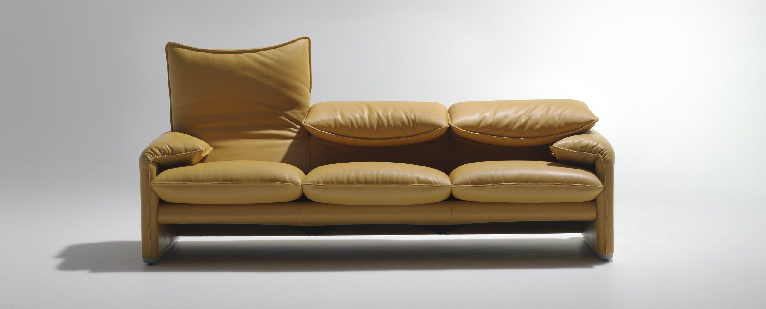 Simbad sofa - Vico Magistretti 1981 - Cassina | Best design sofas ...
