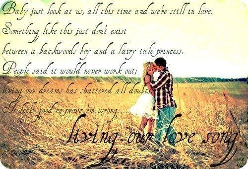 Livin Our Love Song Jason Michael Carroll Country Music Lyrics