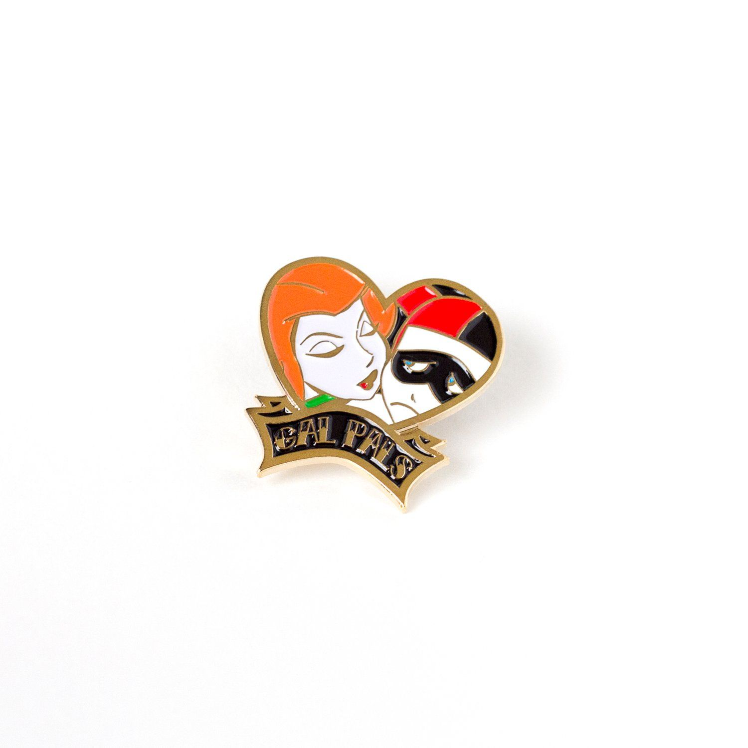 Image of 'Gal Pals'  Lapel Pin