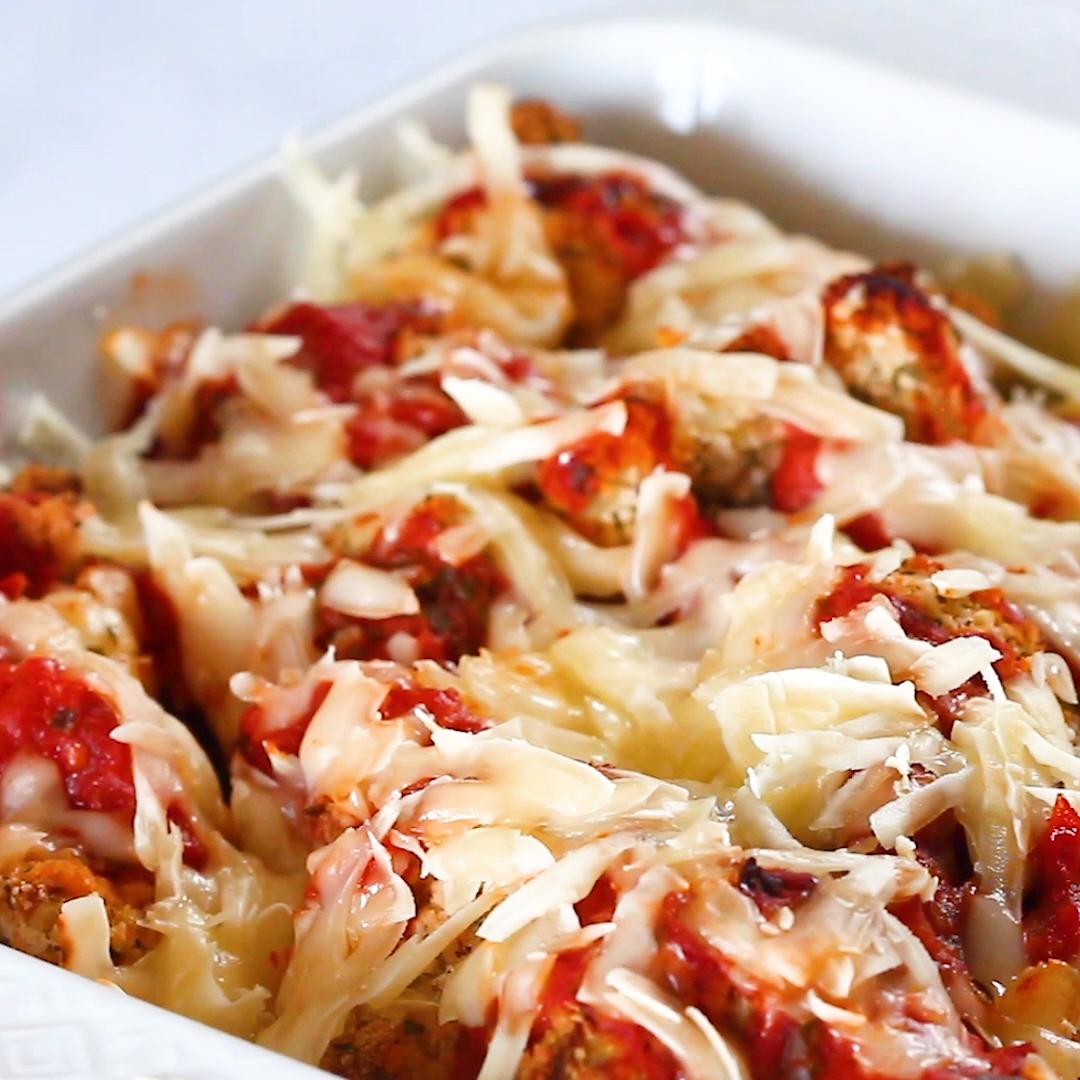 Photo of Cauliflower Parmesan