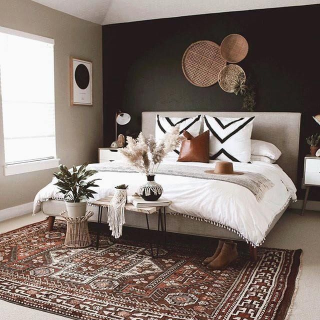 Ohh this is perfectttt That rug though bedroomgoals bedroomideas bedroomdesign - #bedroomideas