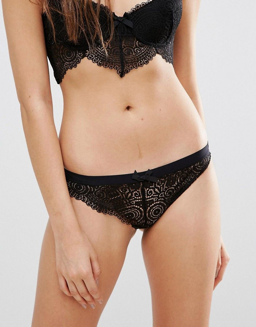 Undiz Uiciz Tanga Brief - Black  ffcdfe36b