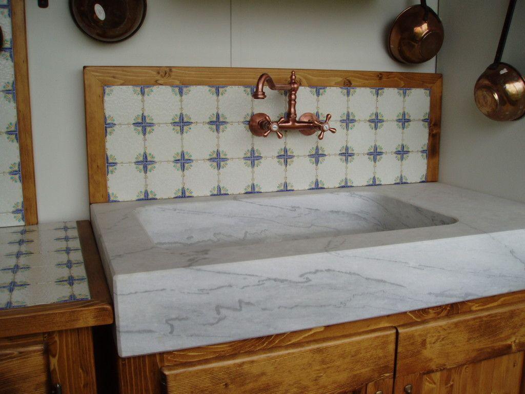 Piano Cottura In Muratura cucina in abete in finta muratura - | cucine, muratura e