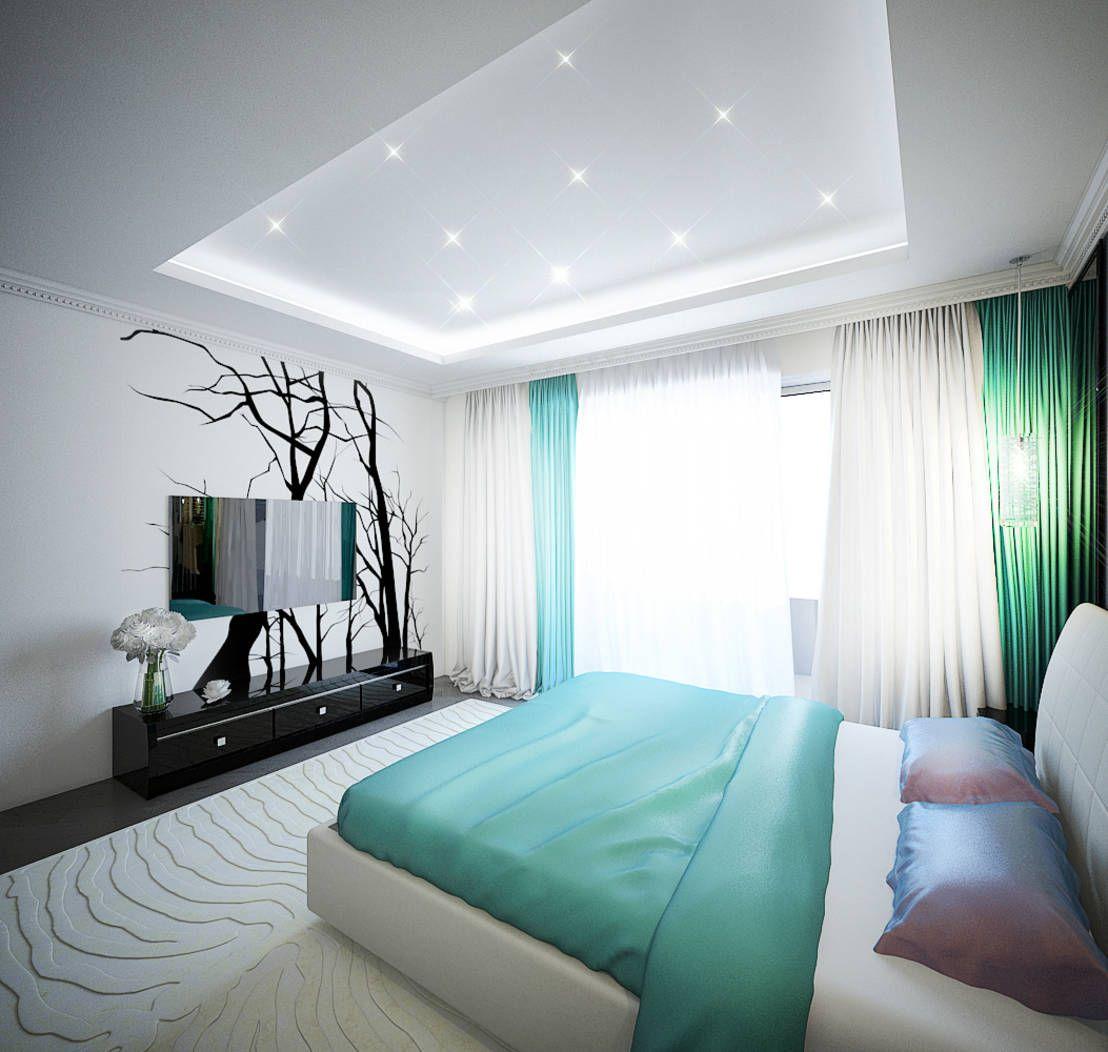 Gut Schöne Vorhänge Für Schlafzimmer Mit Stil
