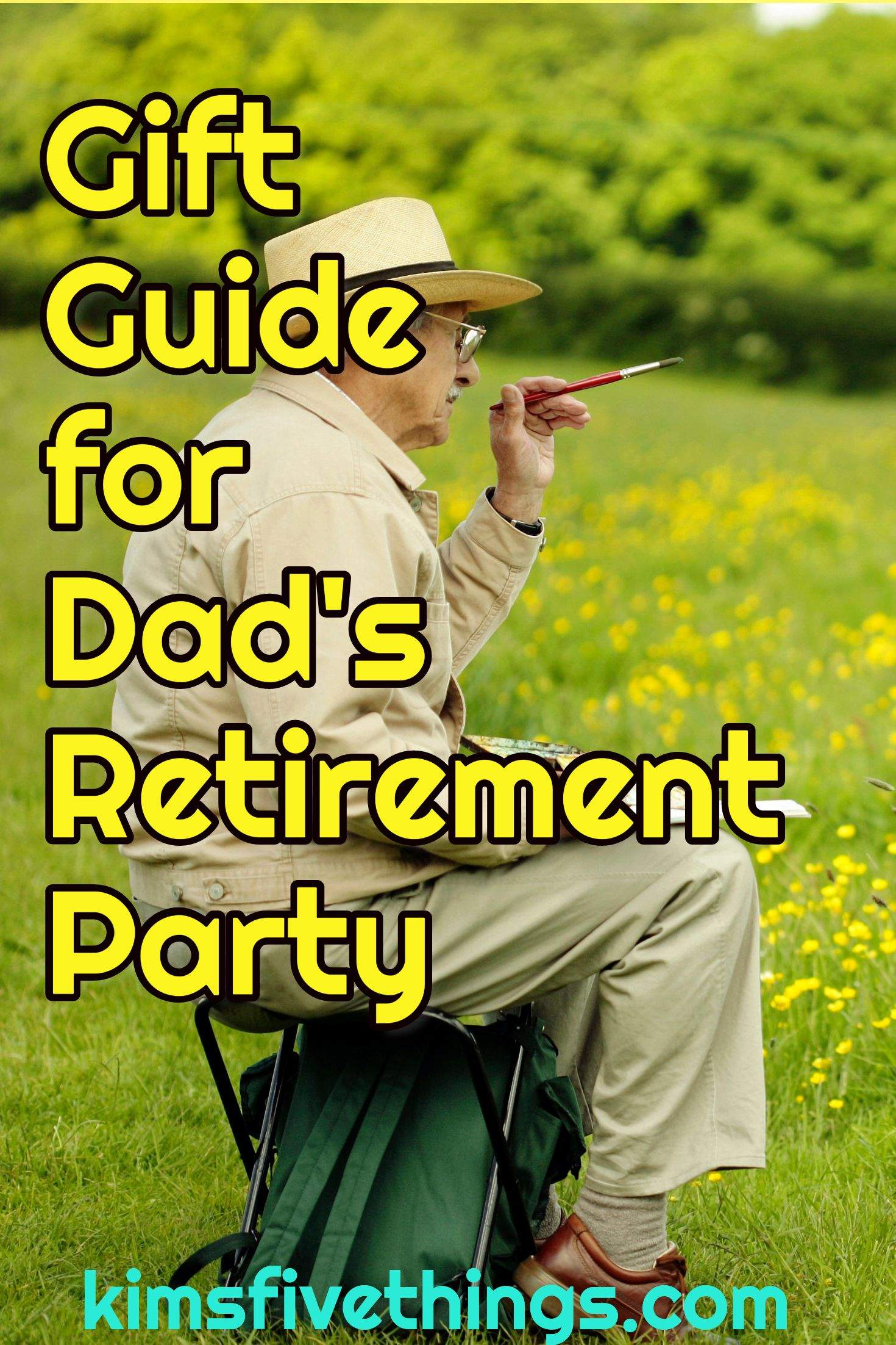 Best retirement gifts for dad he will love retirement