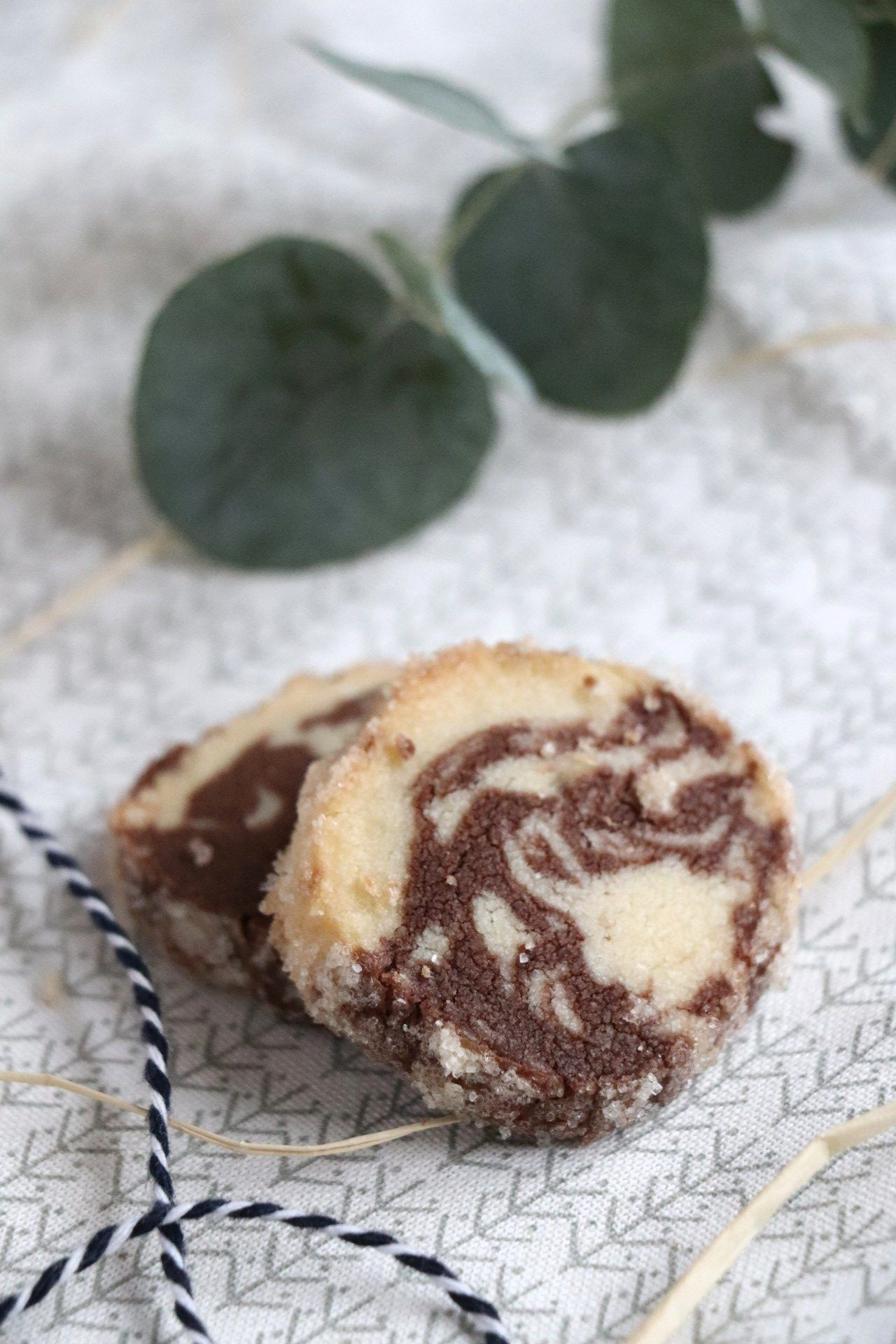 Photo of Recipe: heath sand biscuits (black and white) – lavender blog