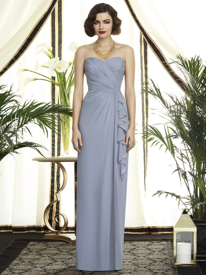 10 gorgeous gray bridesmaid dresses that are anything but boring 10 gorgeous gray bridesmaid dresses that are anything but boring ombrellifo Choice Image