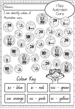 australian money activity worksheets button button buttons and australian money. Black Bedroom Furniture Sets. Home Design Ideas