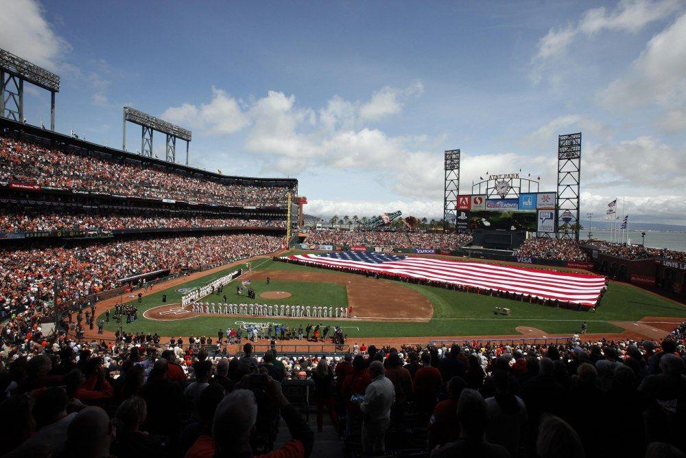 All 30 MLB stadiums, ranked Mlb stadiums, Sports stadium