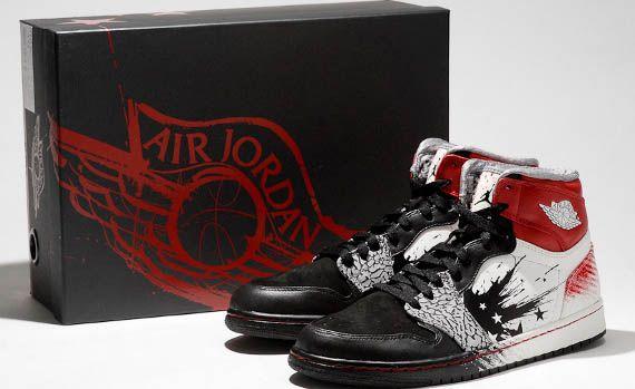 Dave White x Air Jordan 1 Retro DW -