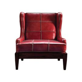 Chair No 180  MidCentury  Modern, Traditional, Transitional, Leather, Armchair by The New Traditionalists starting at $7,000. (!)