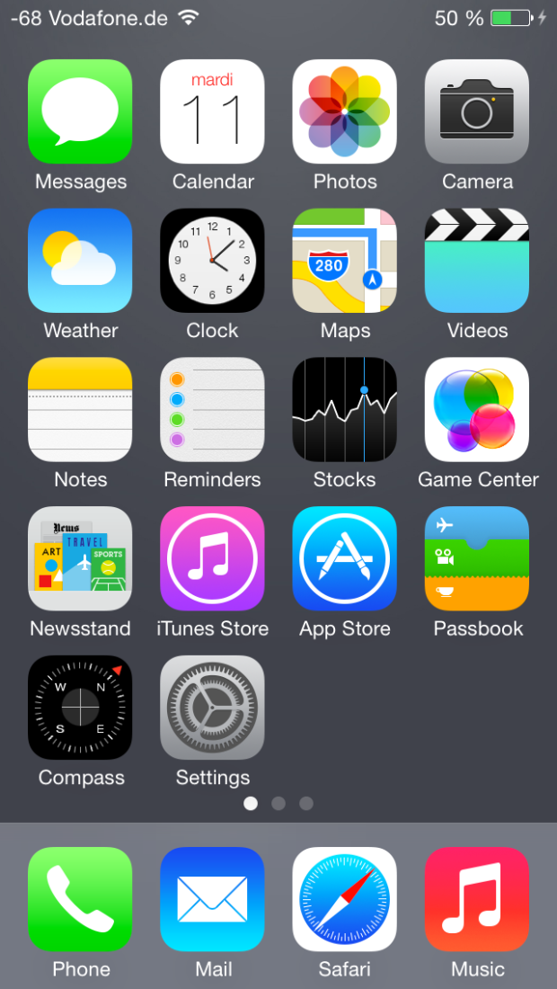 This Is What The iOS 7 Icons Should Have Looked Like Ios
