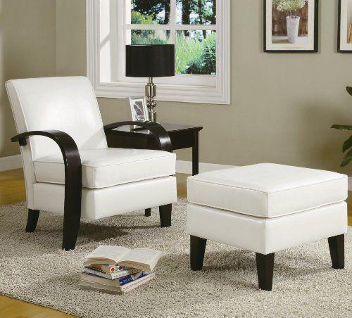Best Amazon Com Roundhill Wonda Bonded Leather Accent Chair 640 x 480