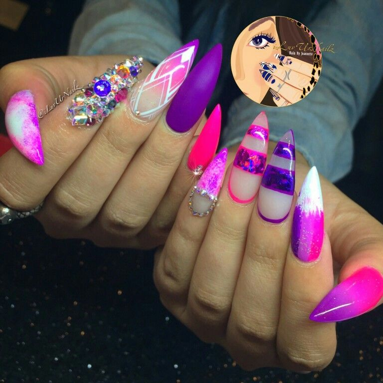 Pin by Deverous Demon~ on Nails *.* | Pinterest | Nail nail and ...