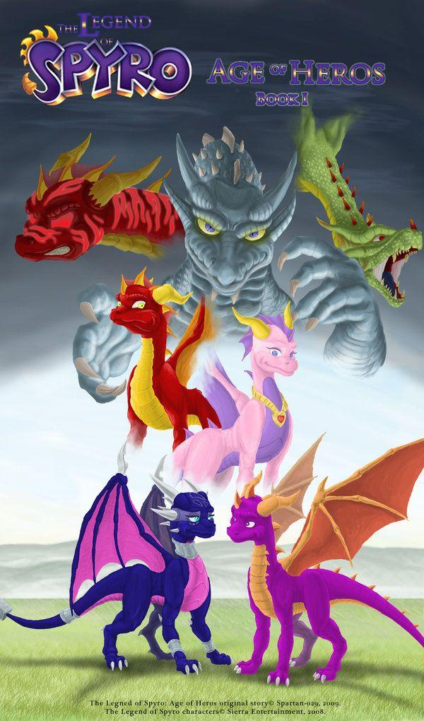 Spyro The Dragon fanfiction story really good | crash