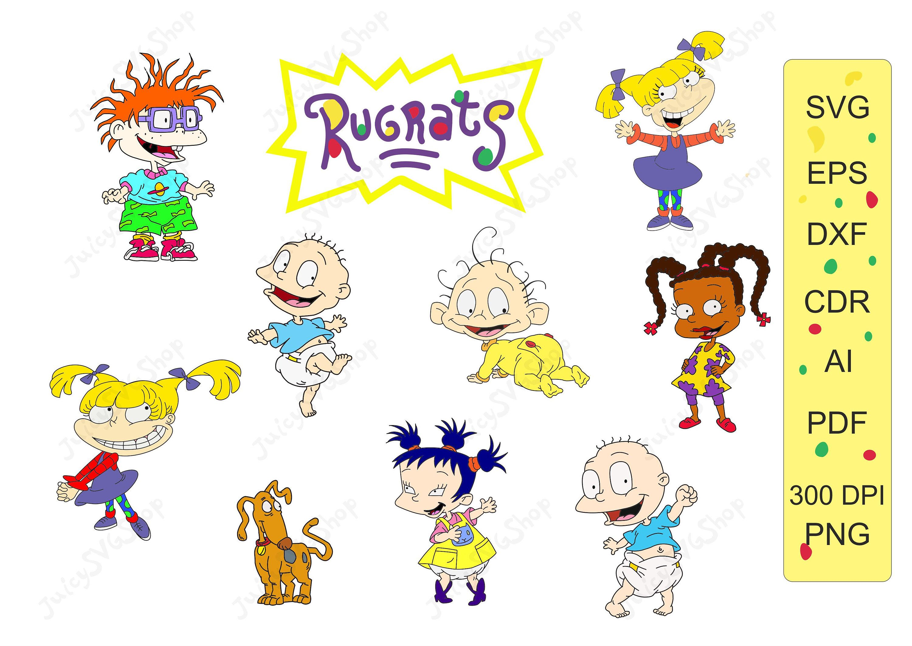 Excited to share this item from my etsy shop Rugrats