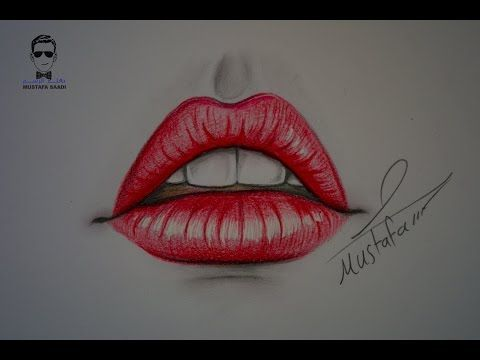 How To Draw By Mustafa Saadi Drawings