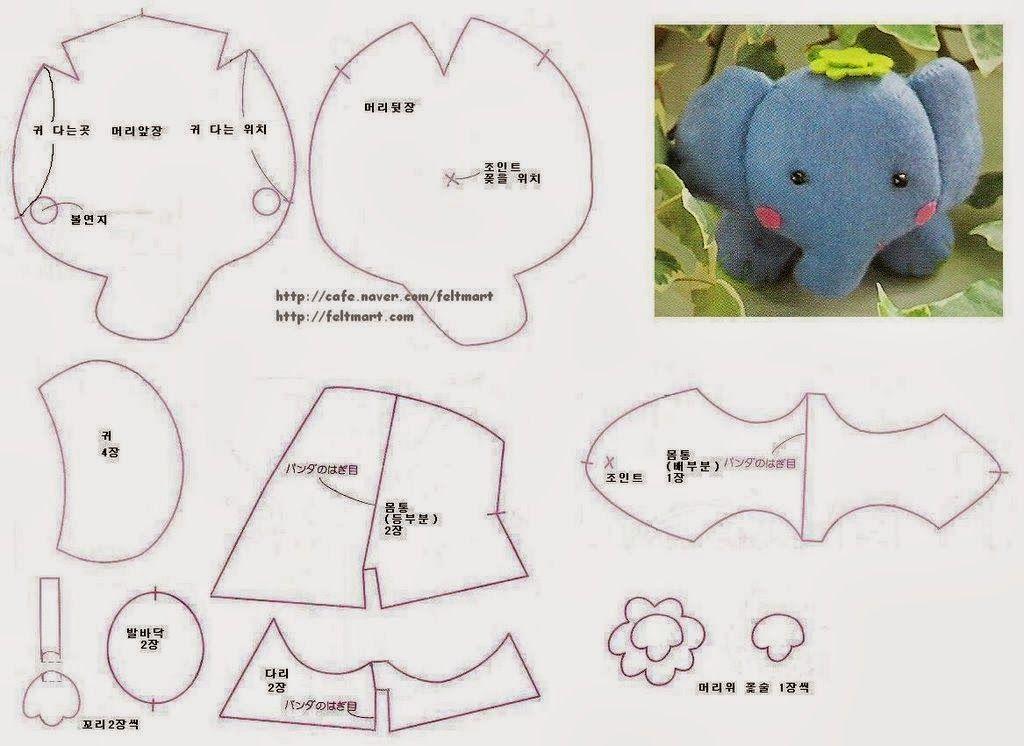 ARTESANATO COM QUIANE - Paps,Moldes,E.V.A,Feltro,Costuras,Fofuchas 3D: 10 moldes de artesanato que vc precisa ter
