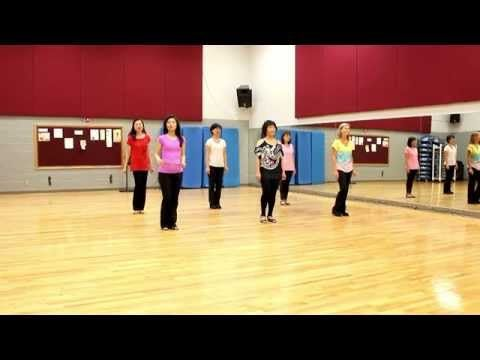 The Real Deal - Line Dance (Dance & Teach in English & 中文) - YouTube