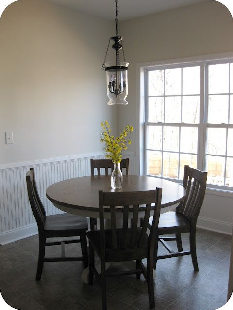 pearly white by sherwin williams breakfast nook nook on interior wall colors id=82338