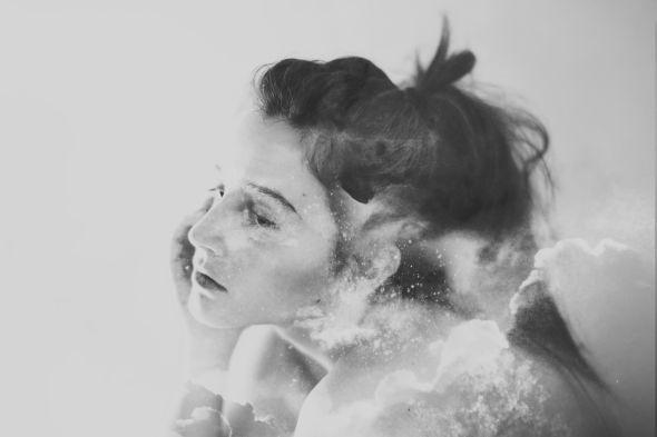 As surreais e oníricas fotografias em preto e branco de Silvia Grav - [Estou sem criatividade para bolar um título bacana]