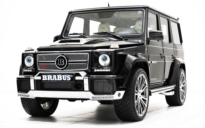 Black Gelik Brabus for Android - APK Download | 444x710