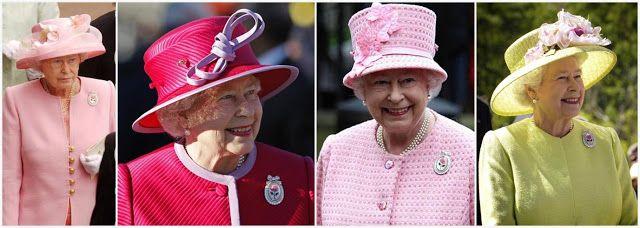 The Royal Order of Sartorial Splendor: Sunday Brooch: The Centenary Rose