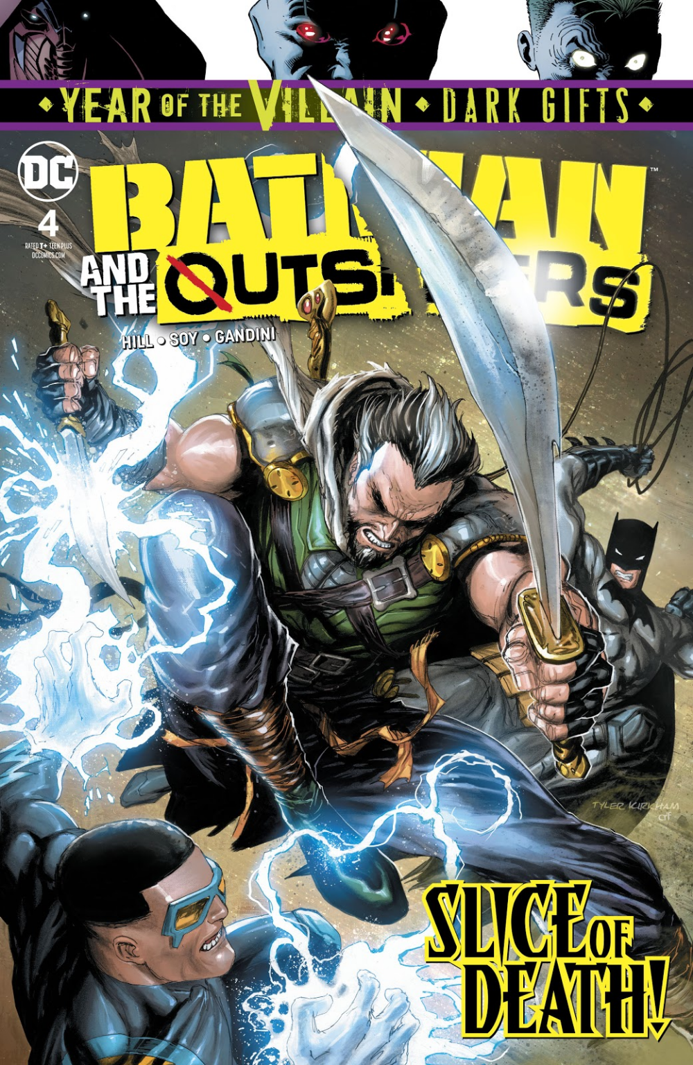 Batman The Outsiders Issue 4 Read Batman The Outsiders Issue 4 Comic Online In High Quality Comics Dc Comics The Outsiders