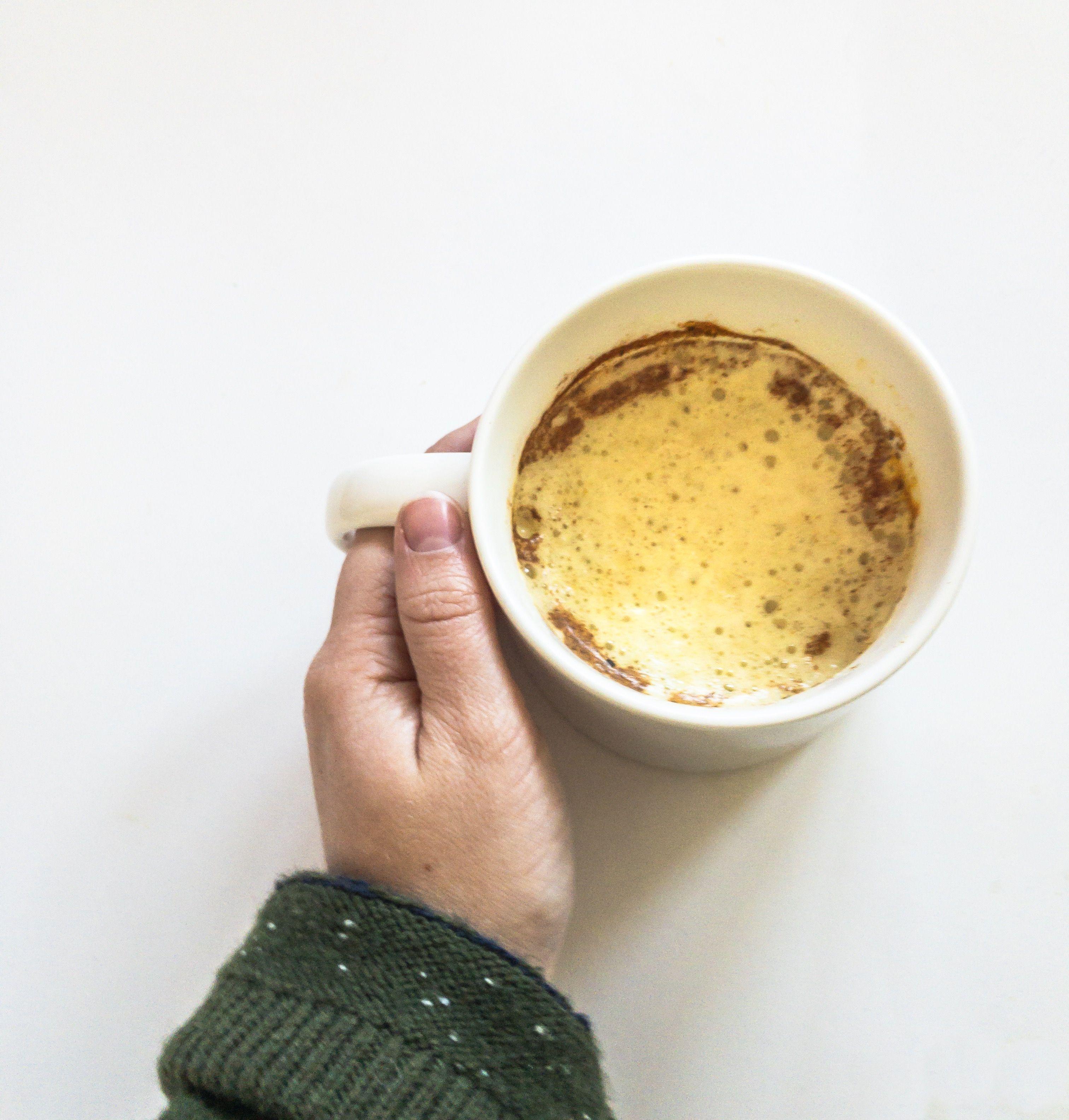 Golden Milk Latte, Latte