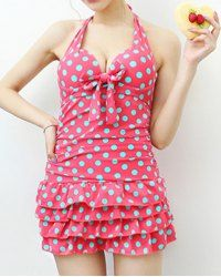 Cheap Polka Dot Swimsuit - Buy Polka Dot Swimsuit at Cheap Wholesale Prices | Sammydress.com