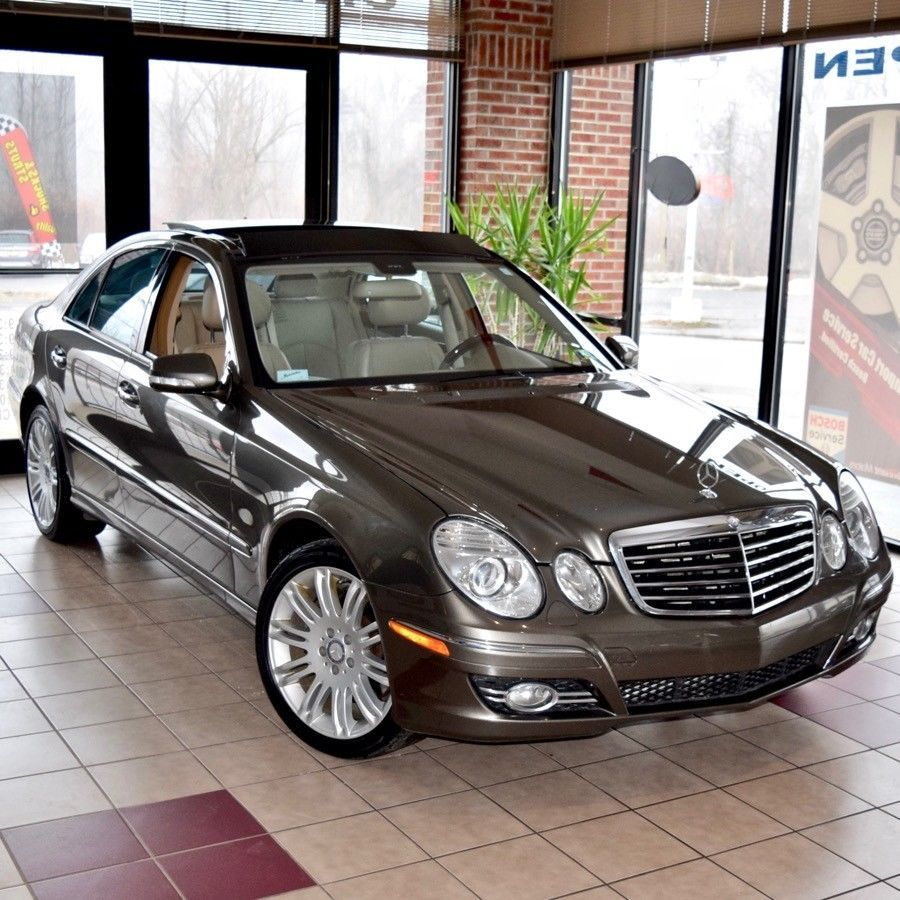 Awesome Amazing 2008 Mercedes-Benz E-Class E350 4Matic