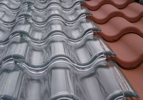 Five Sustainable Building Materials That Could Transform Construction This Big City Solar Roof Tiles Sustainable Building Materials Glass Roof Solar Tiles