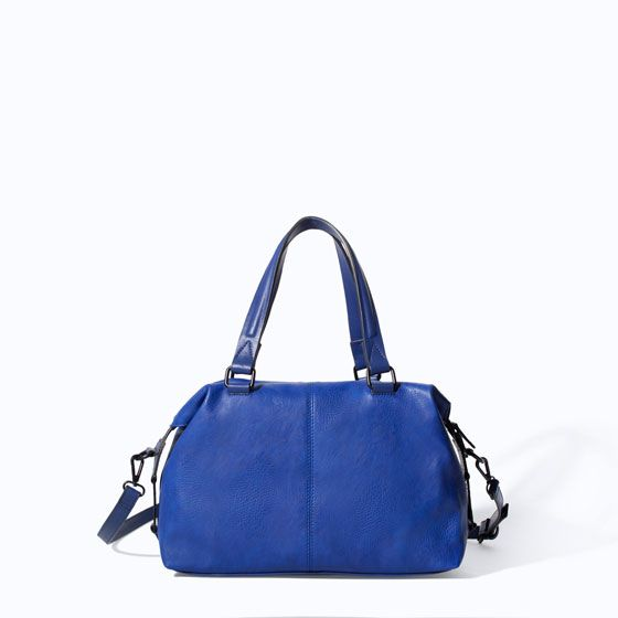 Image 1 of TRF BOWLING BAG from Zara