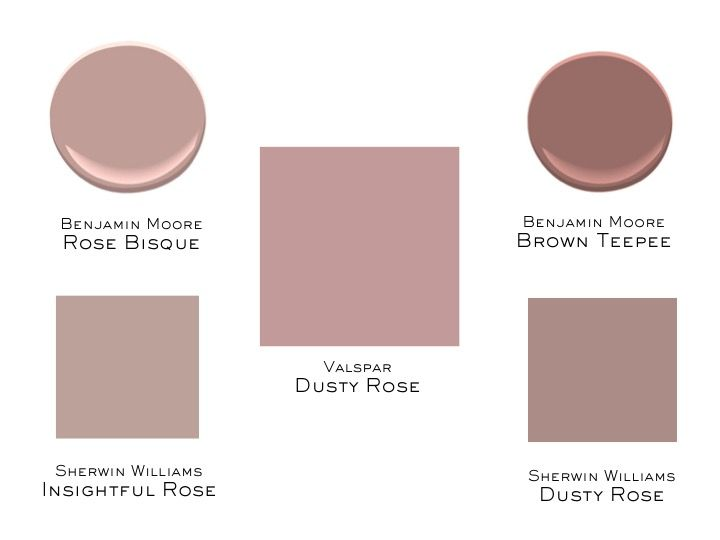 Elliott | Meyers DesignTrending: Dusty Rose | Ol' Blue ...