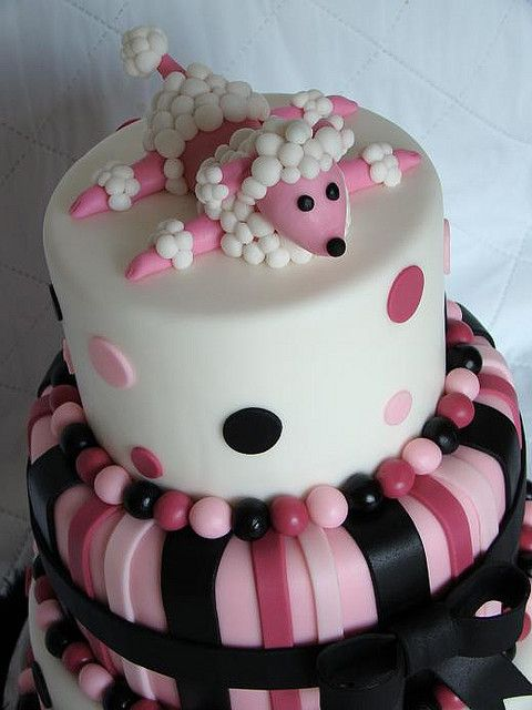 Marvelous French Kiss With Images Dog Cakes Cute Cakes Kids Cake Funny Birthday Cards Online Aeocydamsfinfo