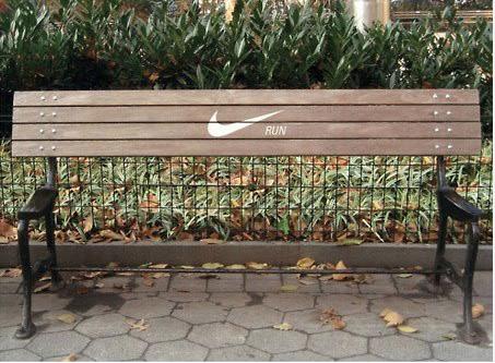 Banc, Nike
