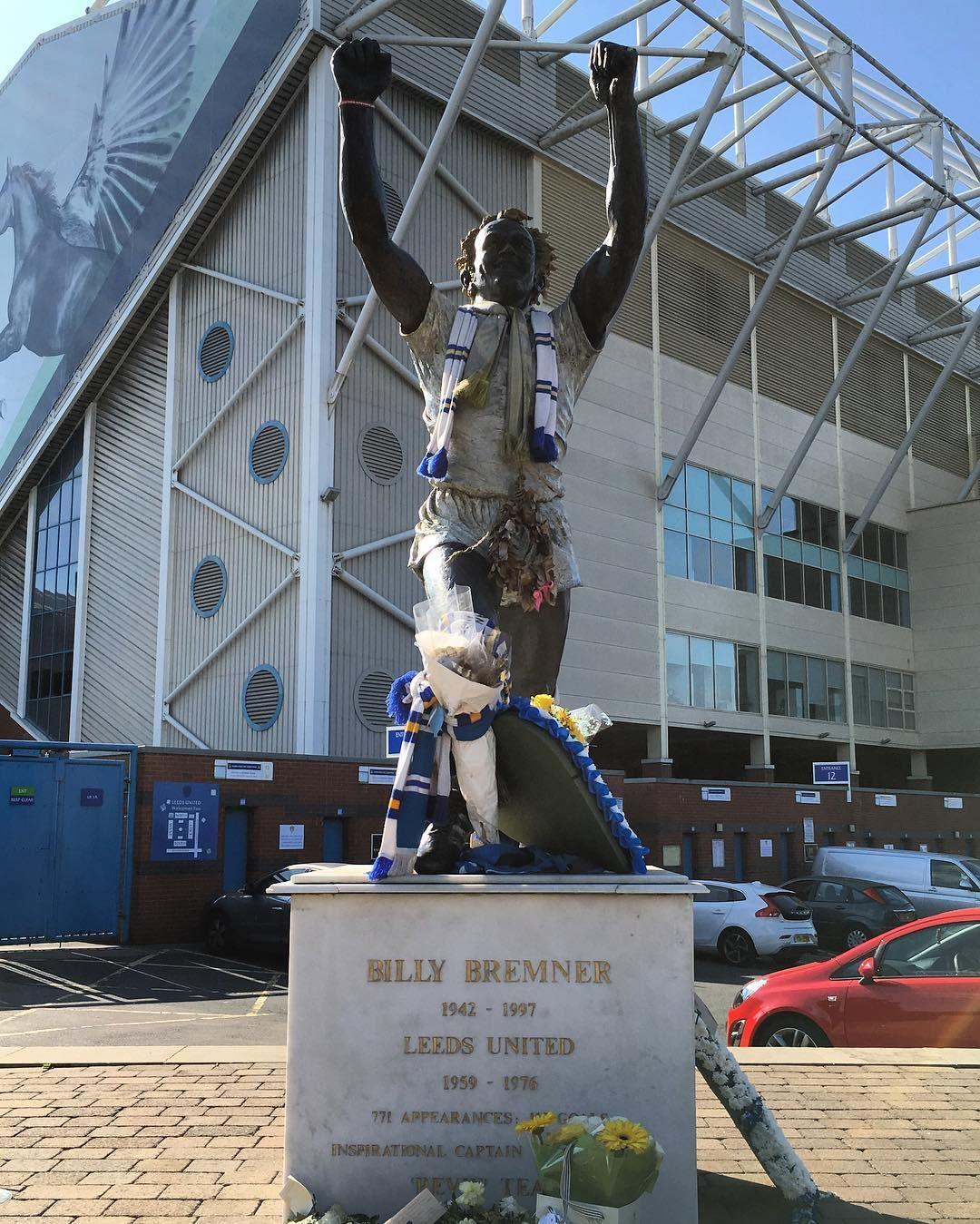 Image result for leeds united statue