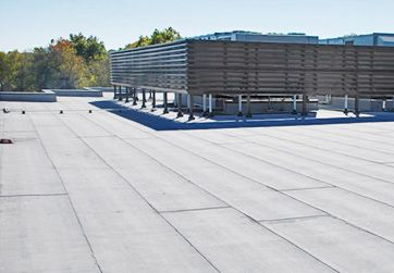 Modified Bitumen Roof Is So More Hard As Asphalt Roof Repair And Roof Maintenance Services In Modified Bitumen Roofing Roofing Systems Roofing Services