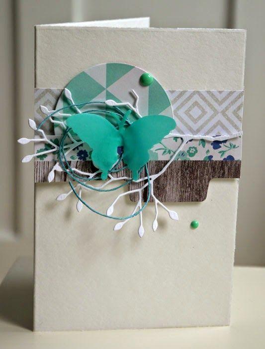 Blütenstempel: Türkis... Mint...