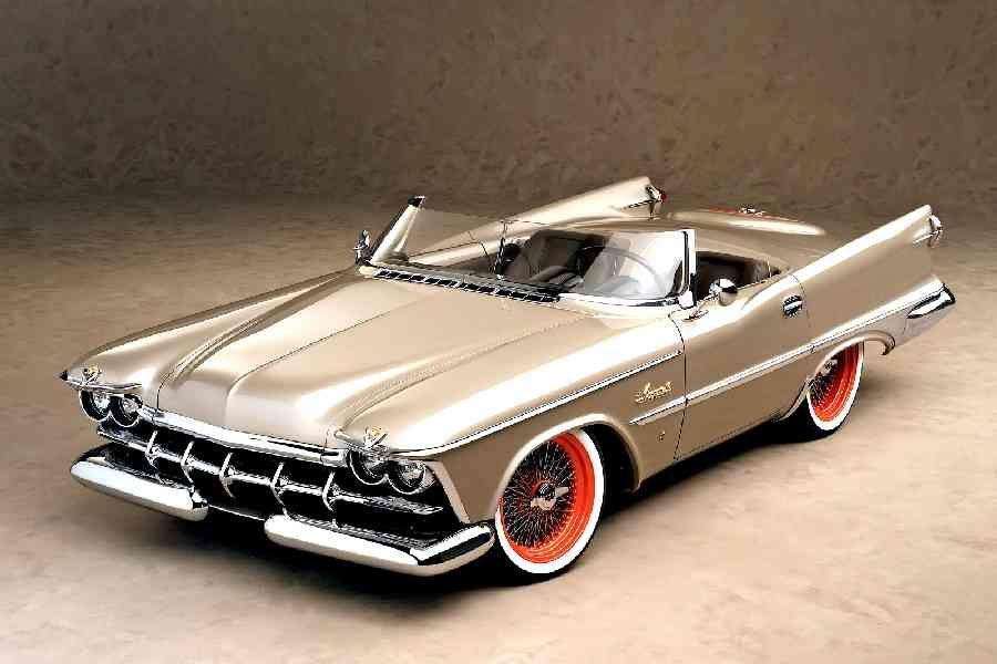 1959 Chrysler Imperial Speedster Maintenance/restoration of old ...