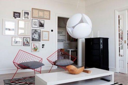 Inspírate ! Apartamento en Suecia | topitipot