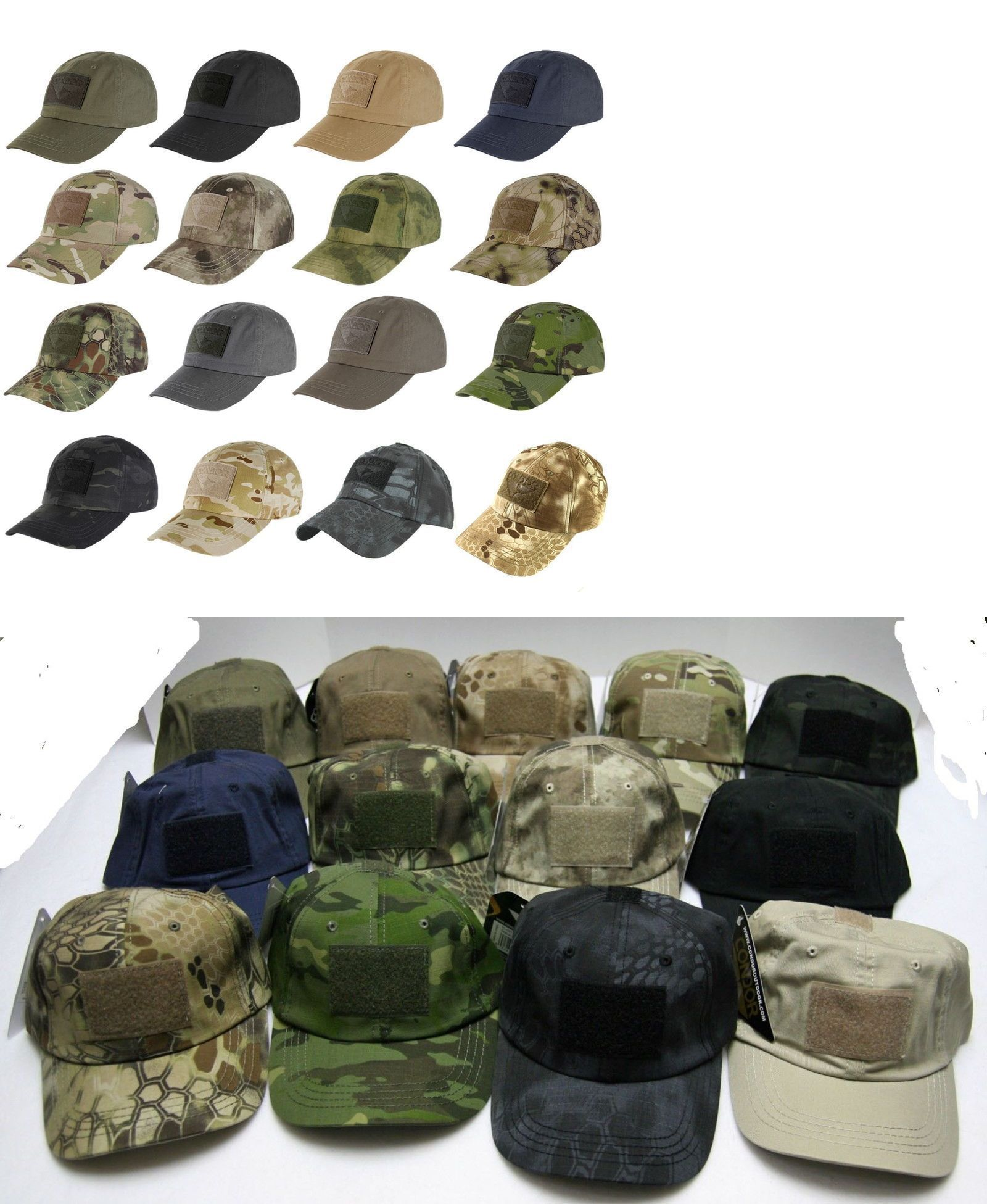 eb52a52c01a Hats and Headwear 177892  Condor Tc Tactical Cap Military Operator Swat  Team Hat Special Ops