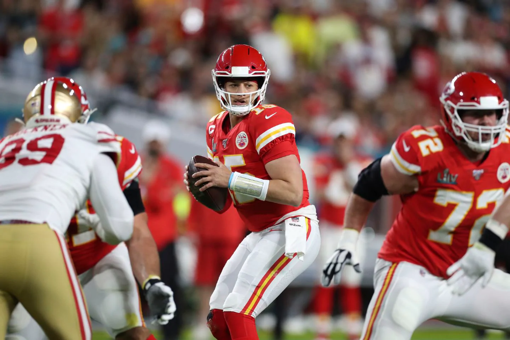 That Play In Our Back Pocket How Patrick Mahomes Rallied The Chiefs To A Super Bowl Win In 2020 Super Bowl Wins Kansas City Nfl Double Team