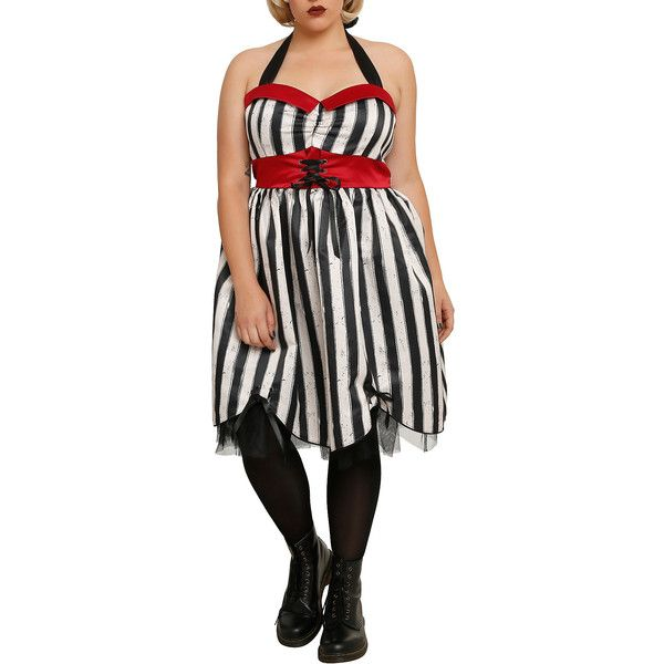 American Horror Story Freak Show Big Top Dress Plus Size Hot Topic ...
