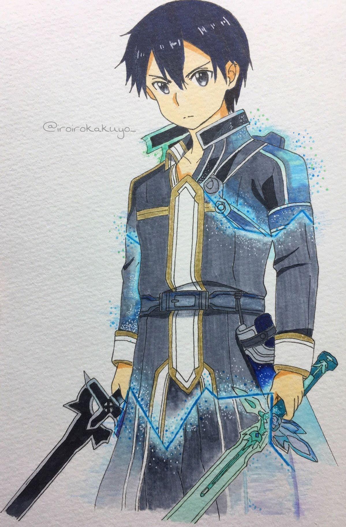 Pin by Tsang Eric on 卡通/Cosplay Sword art, Sword art