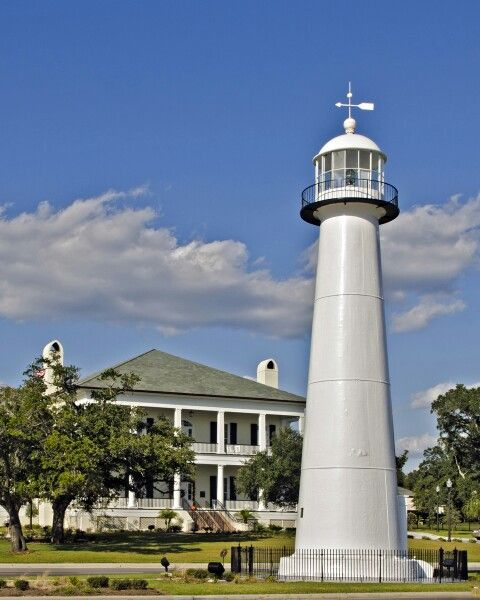 Pin By Chuck Wicker On Tattoo Ideas Biloxi Lighthouse America